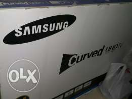 Samsung curved UHD 55 inch