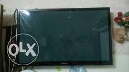 Samsung lcd plasma TV 43 inch for sale