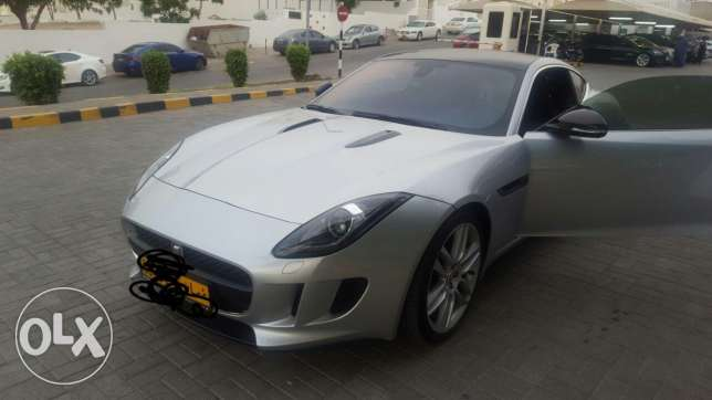 Jaguar F type clean almost brand new