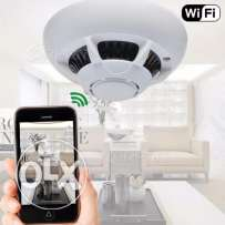 Dummy Fire Alarm Home Survellience Cam