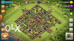 clash of clans MAX TH10 كلاش أوف كلانس
