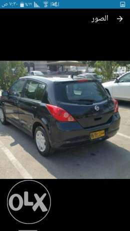 Tiida 1.6 model 2007 No.2 reg. & insurance 1 year السيب -  1