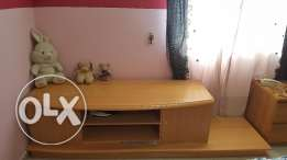 Immediate Sale -TV & DVD Stand