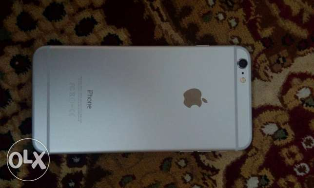 iphone6 plus 128GB silver exchange with S7 edge السيب -  3