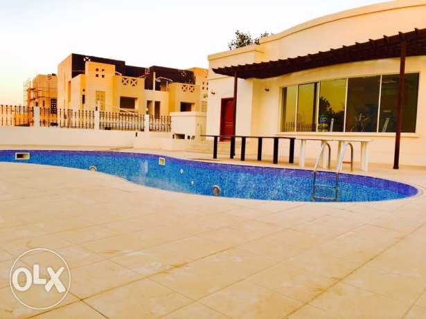 Outstanding villa at almuna with pool,gym kids play only on 750riyal