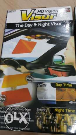 visor day and night vision for car مسقط -  6