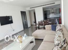 Luxury apt in al mouj 2bhk