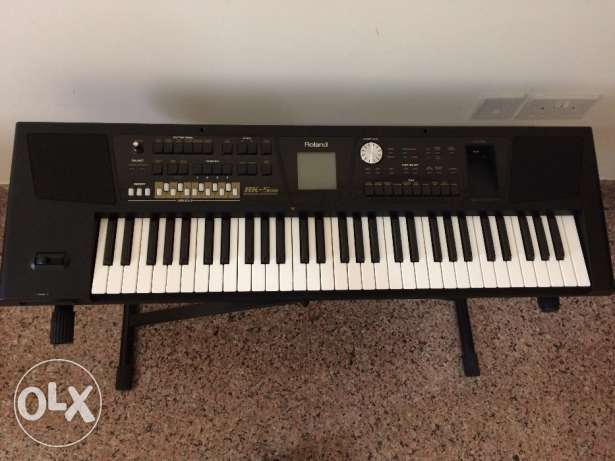 Roland BK-5 Keyboard for sale