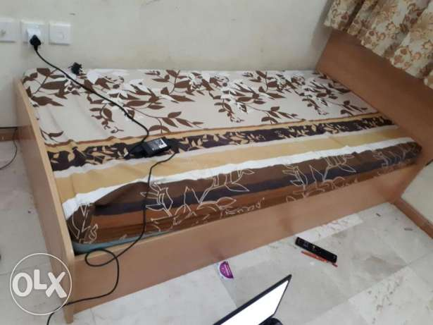 Cot / Bed with Matress