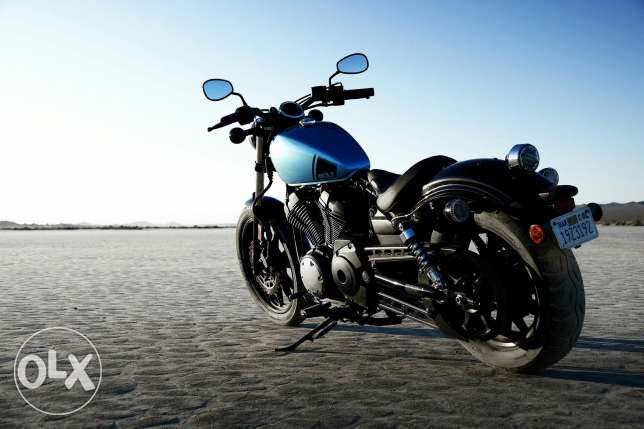 Yamaha bolt 950 cc brand new with 1 year warranty and insurance. مسقط -  1