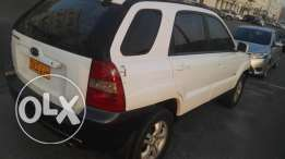 Manual gear kia sportage 2006