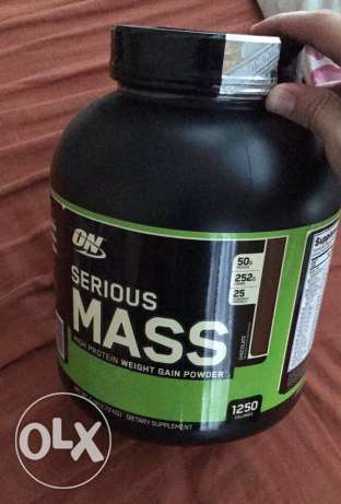 ON Serious Mass for sale