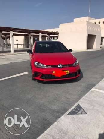 Golf GTI Club Sport Special Edition 2016-Price reduced