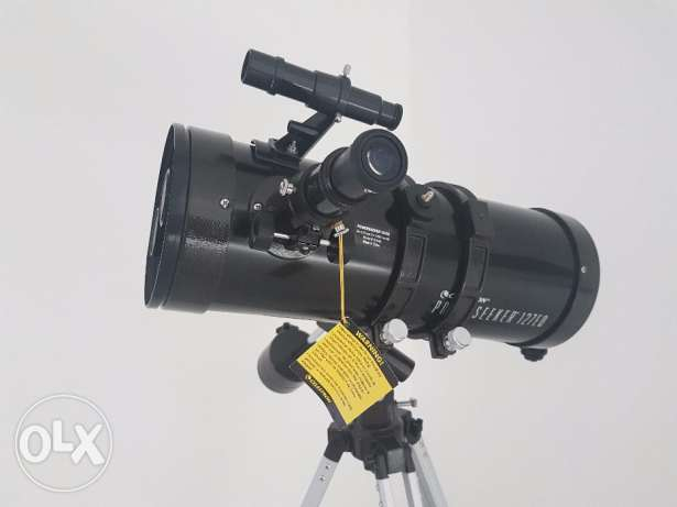Powerseeker 127EQ Telescope for sail المضيبي -  1