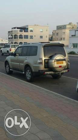 Pajero 2008 full automatic oman agency zubair السيب -  7