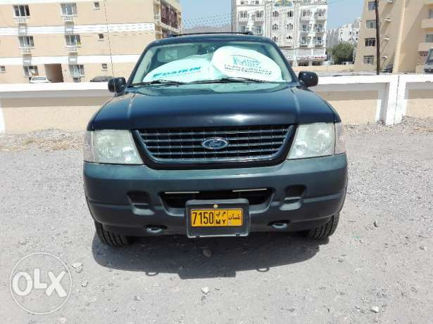 Ford Explorer for sale in good working condition مسقط -  1
