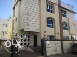 nice villa for rent in alhail north in a compound