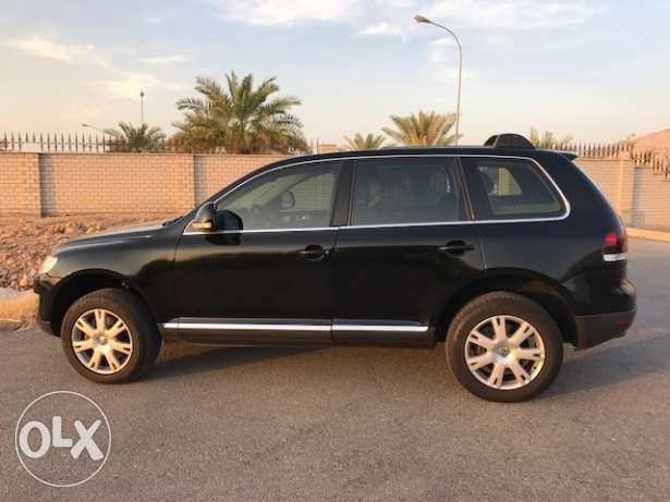 For Sale 2008 Touareg. In Good condition. Location Bausher, Muscat