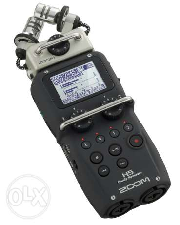 Zoom H5 Handy Recorder السيب -  1