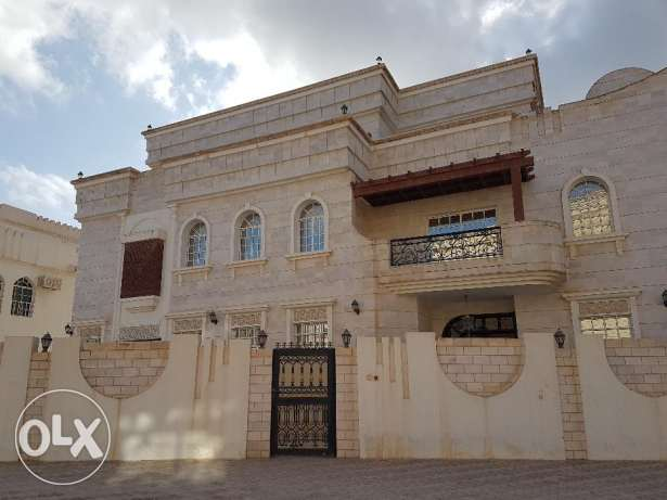 Villa 3 floors (GF+1st + Pent house) at Awqad , Salalah for rent