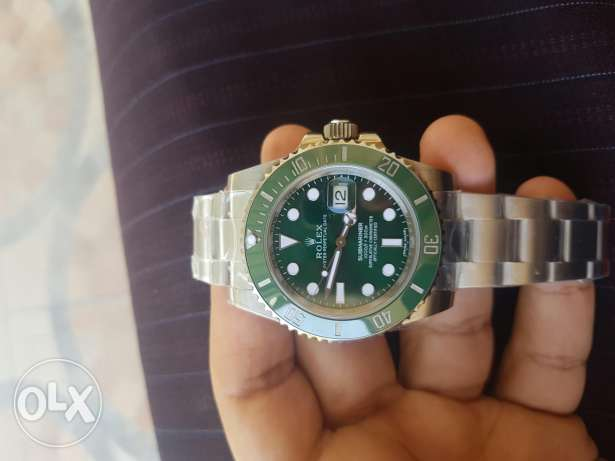 Rolex Superclone - Pre-Oiled and service using swiss oil