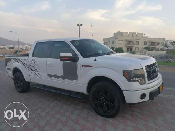 Ford F150 pick up 2013