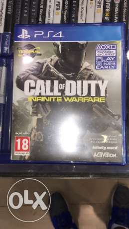 شريطين سوني 4 للبيع/ ps4 games for sale مسقط -  1