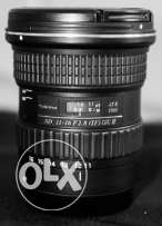 Tokina 11-16mm f2.8 Ultra wide Lens for Canon