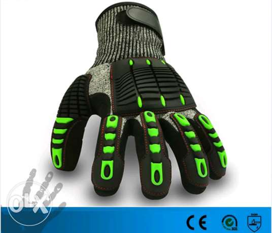 Wholesale High Quality safety gloves مسقط -  2