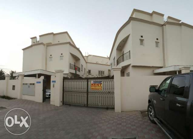 Hail South Closed Choueifat School Small Complex. 5 bedroom Hall & Par