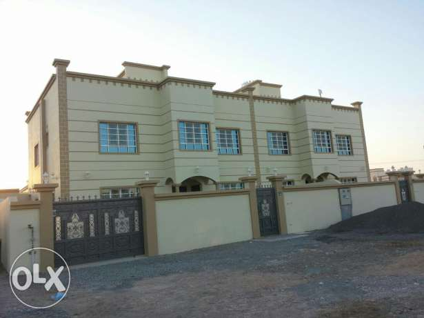 Tow Villa for Rent Near Gulf Collage Maabelah