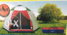 Aoutomatic tent for 8-10 persons