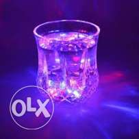 colour changing led light- RAINBOW GLASS