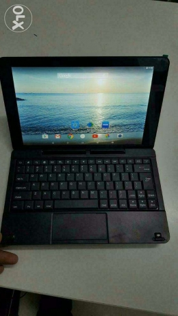 Tablet plus laptop Core 4 32 GB warranty 3 m السيب -  2