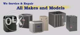 Air conditions service and repair
