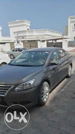 Nissan Sentra 2014 model - 25000 km.. for sale driven by Indian مسقط -  1