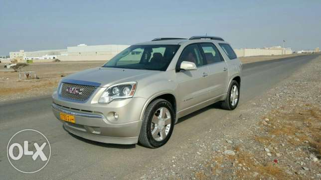 GMC acdia model 2008 km 119 only fool obchanns مسقط -  2