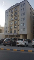 Wadi kabir 2 bedroom flat for rent for 350 RO