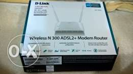 Wireless 300 ADSL 2 + Modem Router