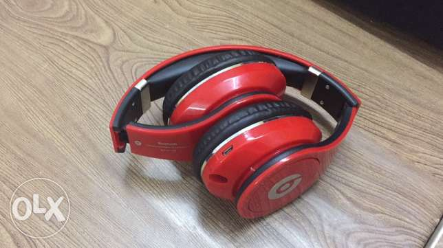 Beats by dr.dre headset روي -  1