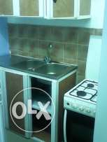 1 BHK in ghoubra near beach Fully furnished spacious Fully furnished