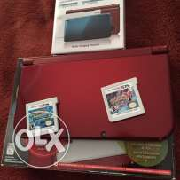 new 3 DS XL