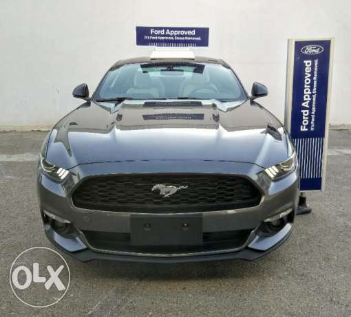 Brand New Ford Mustang turbo Automatic 2015 For Sale