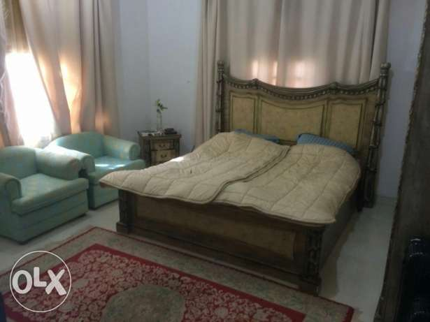 A fully furnished room for rent in Azaiba