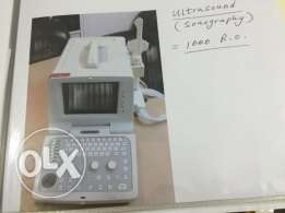 Ultrasound ( Sonography) machine for sale