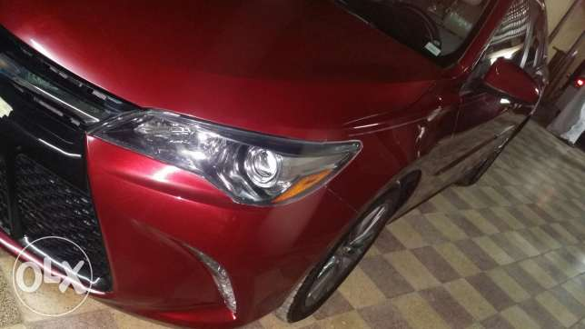 Toyota camry se very clear and GCC السيب -  2