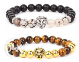 Stylish stone bracelets