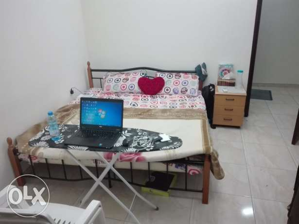 Rooms For Sharing in Humriya (ruwi) near main road only 2 persons. مسقط -  1