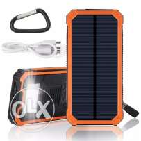 Solar Power Banks بطارية شحن