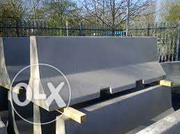 Road safety concrete barriers readily available مسقط -  6